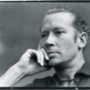 Photo d'un visage d'homme par Edward Weston