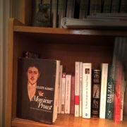 Photo du livre Monsieur Proust sur une étagère