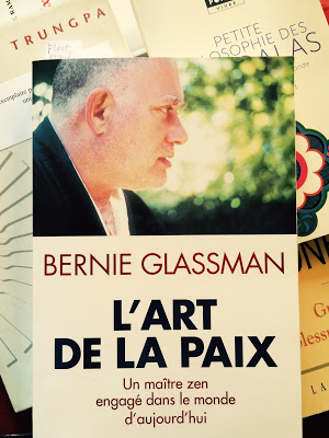 Photo de la couverture du livre de Bernie Glassman, L'art de la paix