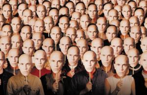 """Image du film """"Dans la peau de John Malkovich"""""""