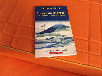 """Photo de """"La voie du Chevalier"""", un livre de Fabrice Midal, fondateur de l'École occidentale de méditation"""