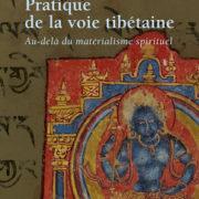 """Couverture du livre de Chögyam Trungpa """"Pratique de la voie tibétaine"""""""