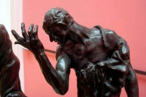 Sculpture de Rodin