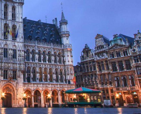Place centrale de Bruxelles