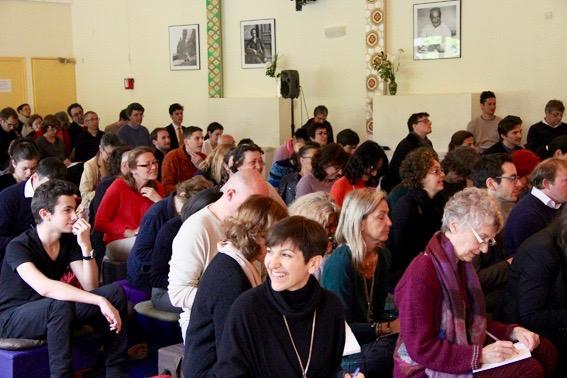 Photo de participants