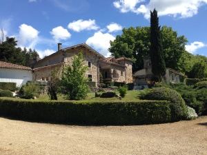 Photo de la Bastide de Jaillans