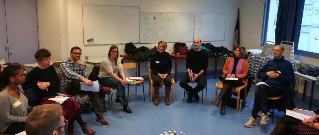 Cercle de parole chez Mindfulness Solidaire