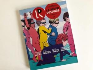 Couverture d'un numéro de la Revue dessinée
