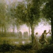 Représentation d'Orphée et Eurydice