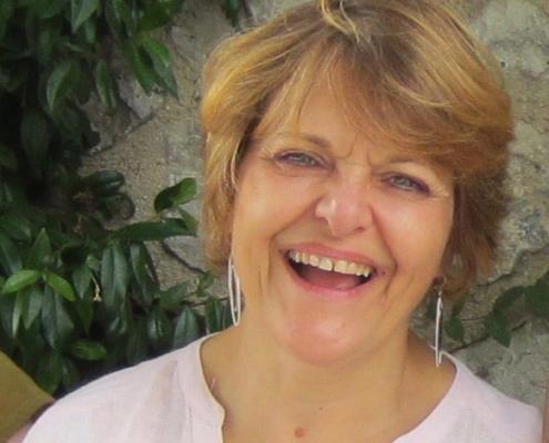 Photo de Muriel Corradini, enseignante à LÉcole de méditation