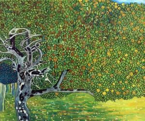 Image représentant le Jardin aux pommes d'or
