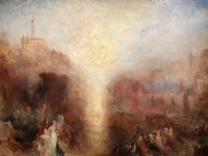 Tableau de William Turner