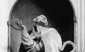 Photo de la sculpture Le bienheureux Alessandro Sauli