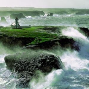 Phare-tempête